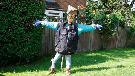Holwell Scarecrow Festival.Picture: Karyn Haddon