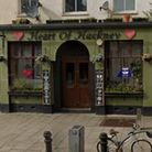 The Heart of Hackney pub on Mare Street has been shut down.