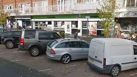 The Co-op on Cell Barnes Lane was burgled on Sunday night.