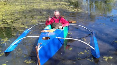 Members of the Rotary Club of Watton andDistrict will sail the Norfolk Broads in a ShelterBox
