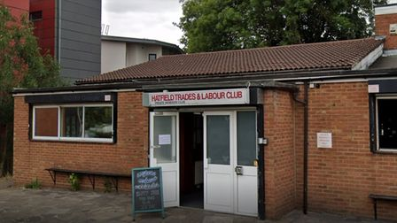 An assault took place inHatfield Trades and Labour Club after the England vs Italy game.