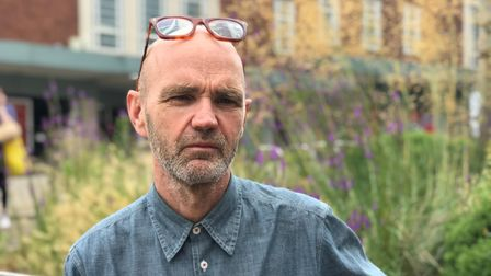 Long Covid sufferer Giles Hayward-Smith on the difficulties of living with the long-term effects of the virus