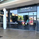 Gourmet 4 at The Brewery in Romford is locatedin-between Sleep.8 and TGI Fridays.