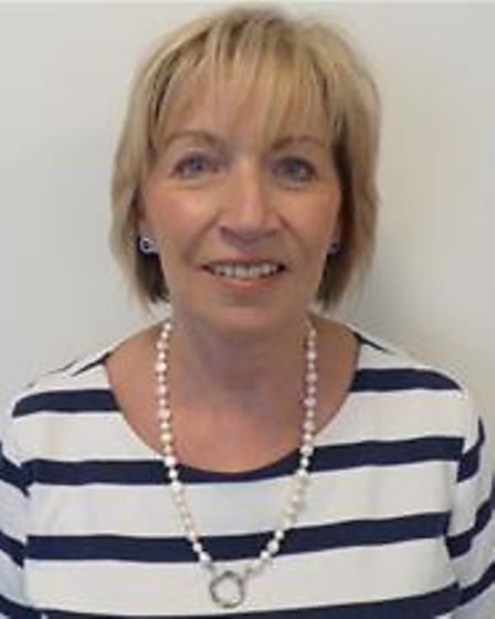 HDC councillor Marge Beuttell.