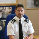 New Deputy Chief Constable Jim Colwell