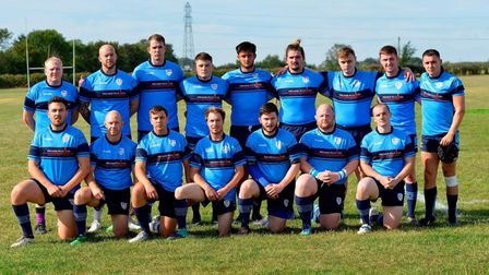 St Neots Rugby Club is raising awareness about mental health issues in sport.