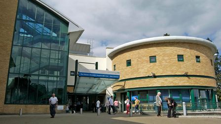 The Princess Alexandra Hospital NHS Trust in Harlow saw record numbers in A&E for June.