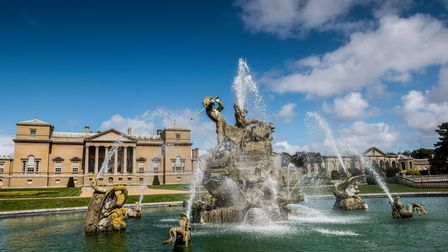 Holkham Hall, the childhood home of free-spirited Jane Digby