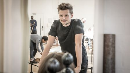 Sam Yates directs The Two Character Play at Hampstead Theatre