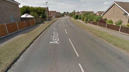 Witnesses are sought after the theft of equipment from a van parked at the back of a home on Ashburnham Way.