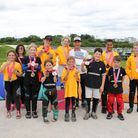 Hackney claim bronze at London Youth Games 2021 BMX event