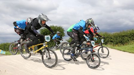London Youth Games - BMX - 11th July 2021 held at Hayes BMX Track