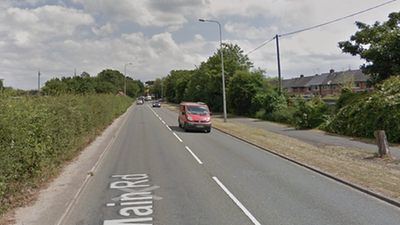 Four cats have been injured in Main Road, Kesgrave