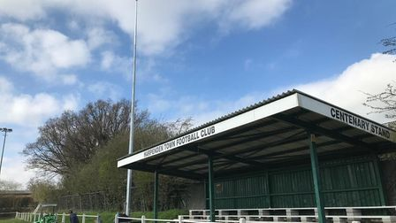 Harpenden Town have work planned throughout the summer to improve their Rothamsted Park home.