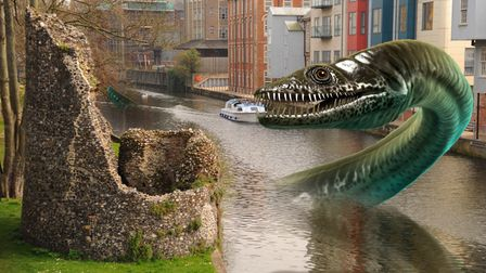 Welcome to Norwich: A Dino City