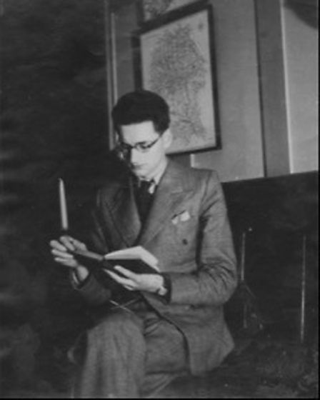 Martha's father Ralph Leigh, who was a modern languages scholar and Cambridge professor of French.