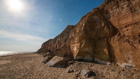 Experience a little slice of paradise on the intriguing Compton Beach