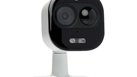 A Yale outdoor camera can help secure your home.