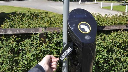 Godmanchester Electric Car Charging Points.
