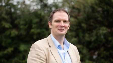 Dr Dan Poulter said people in Suffolk should work together to ensure the county continues to respond