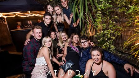 Clubbers enjoy a night out in Mantra in Norwich (pictured in 2016).