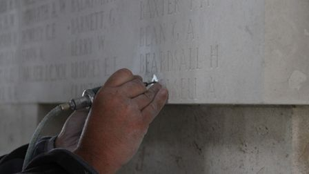 Thiepval war memorial Battle of the Somme