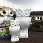 St Elizabeth Hospice is calling on artists to submit designs for its Big Hoot 2022
