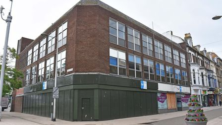 Change of use plans have been lodged for the former Suffolk House building in London Road North, Lowestoft.