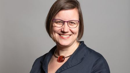 Meg Hillier MP for Hackney South and Shoreditch.
