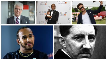 Stevenage has been home to Ken Follett, Giles Terera, Ed Westwick, Lewis Hamilton, E. M. Forster and more