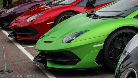 Supercars will be on show at The Warren Estate's Supercar Sunday eventon July 25.