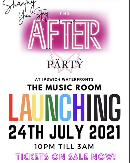 Shantay you Stay from the After Party will be on July 21 at The Music Room