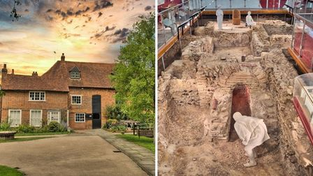 Mill Green Museum and Welwyn Roman Baths still remain closed to the public. Picture: Tony Prezio 202