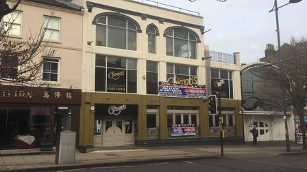 Chicago's on Prince of Wales Road, Norwich has announced its closure Picture: Louisa Baldwin