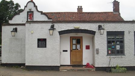 Red Lion pub in Coltishall