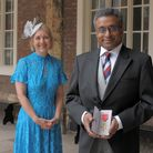 1692172420 Dr Ganesh Suntharalingam, OBE. Picture date: 14 July 2021. Copyright: PA Photos NOT FOR P