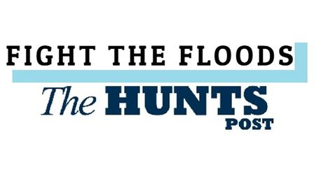 The Hunts Post 'Fight the Floods' campaign.