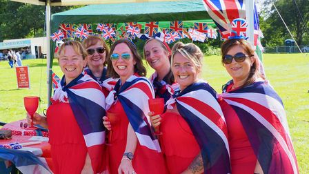 This year's 2021Battle Proms concert in Hatfield Park.