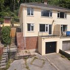 The property is in Occombe Valley Road, Preston