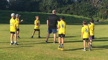 Nailsea's All Stars and Dynamos programmes have been a success