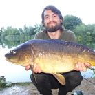 Valius Paskonis bagged numerous fish over 20lb at Earith Carp Lakes