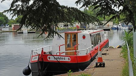 The village has a marina which sits on the banks of the River Great Ouse.