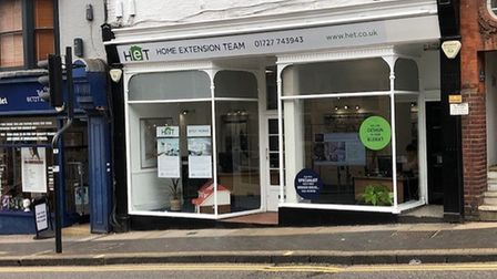 Home Extension Team has replaced Aitchisons at 2 Holywell Hill, St Albans.
