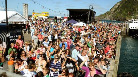 The all-day festival is completely free to enter and offers live music, street food, family entertainment and more