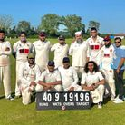 Newham thirds had a big win over Aztecs fourths