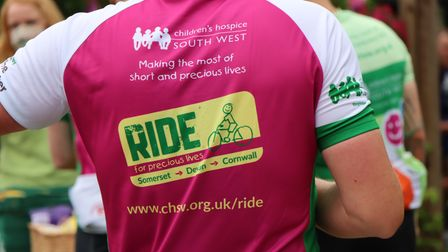 Pictures from this month's Ride for Precious Lives 2021