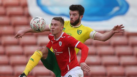 Norwich City captain Grant Hanley proved his worth for club and country last season