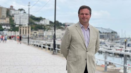 Kevin Foster, MP for Torbay
