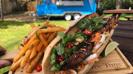 Food, glorious food will be the order of the day at the Cambridge Foodies Festival.