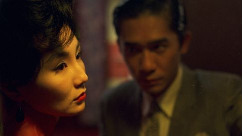 In The Mood For Love will be shown at Clevedon's Curzon Cinema.